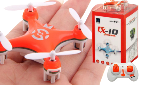 Best Toy Drone - Cheerson CX 10