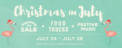 Celebrate Christmas in July in Pittsburgh
